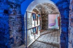 Ateliér malířství AVU 2 - škola Vladimíra Skrepla * GETTING SCOUTED                                                                           VERNISÁŽ  VE ČTVRTEK 5. DUBNA 2018 v 19 HODIN                                                                                                  Výstava potrvá do 5. května 2018,  otevřeno st - so 14- 18 hod.