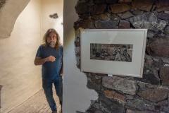vernisáž výstavy Hra… koláže Jiřího Tomana a Víta Vokolka v Art Space NOV
