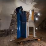 Výstava Vojmíra Vokolka v Art Space NOV, 2017